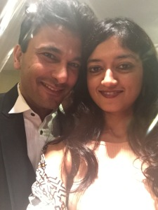 Coolest selfie ever with his Royal Chefness - Vikas Khanna